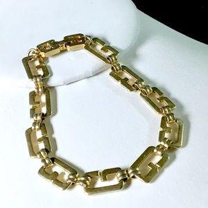 🎁Vintage Gold GIVENCHY Bracelet